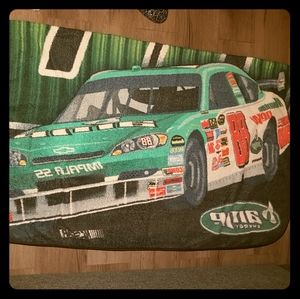 Dale Earnhardt Jr blanket